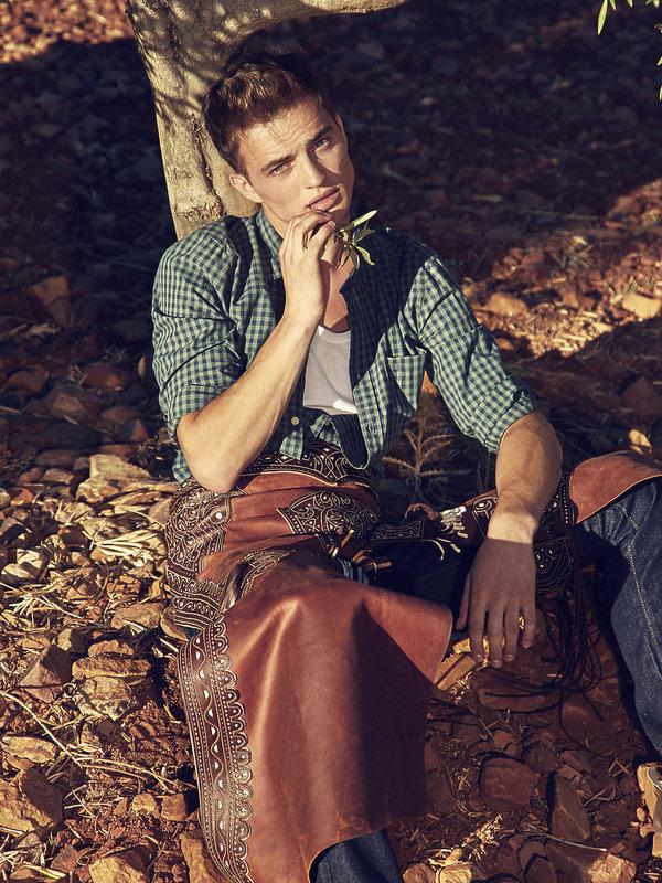 Patryk Grudowicz, Top Model, TVN