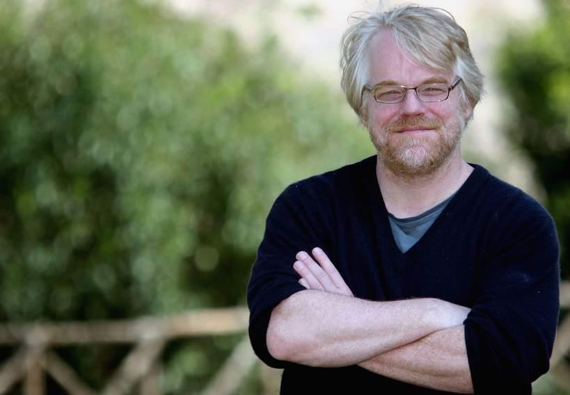 Philip Seymour Hoffman, Rzym, 24.04.2006 rok