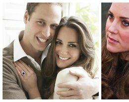 Od czasu zaręczyn księżna Kate niemal nie zdejmowała go z palca! Dlaczego przestała nosić pierścionek, który należał do księżnej Diany?