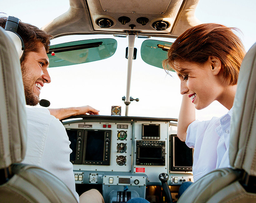 Pilot o seksie, alkoholu i narkotykach w pracy na pokładzie