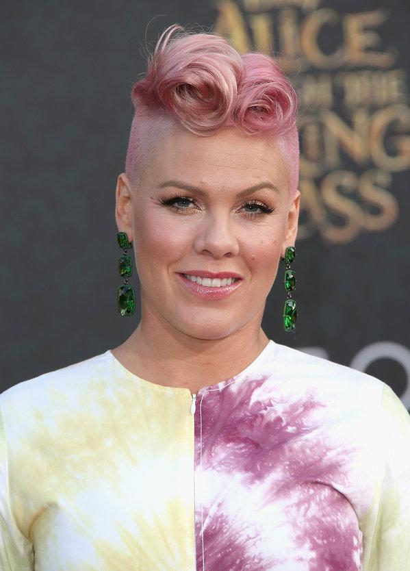 Fryzury Pink Metamorfoza Gwiazdy Zdjęcia Vivapl