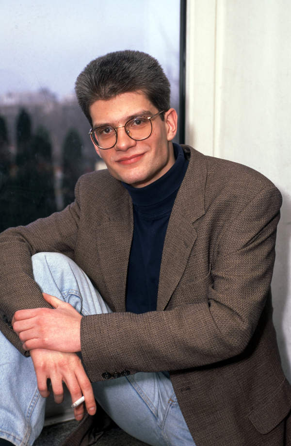 Piotr Gembarowski, około 2000 roku
