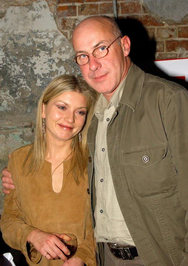 Piotr Machalica, Edyta Olszówska, 27.10.2003 r., Warszawa