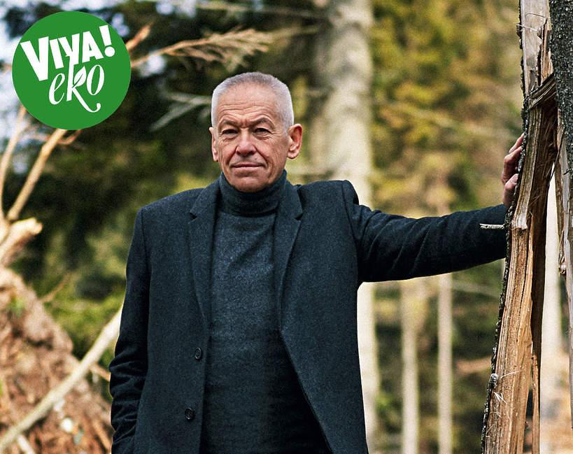 Piotr Pustelnik, Viva! 6/2020, EKO Z NAKLEJKĄ