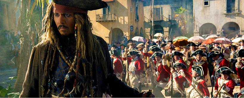 Piraci z Karaibów Zemsta Salazara