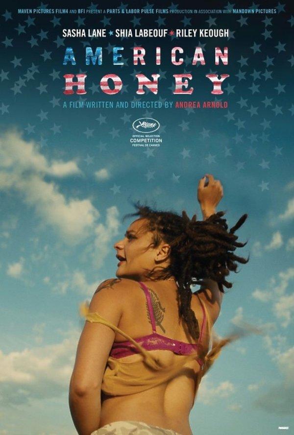 "plakat filmu ""American Honey"""