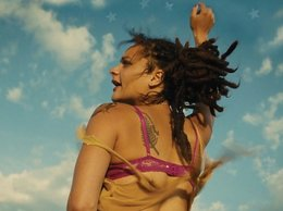 "plakat filmu ""American Honey"""