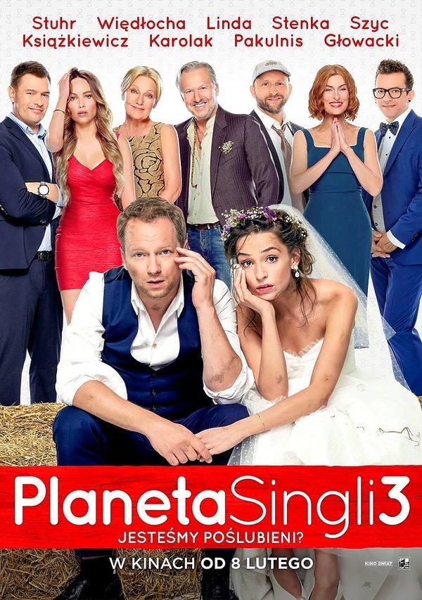 Planeta Singli powraca! Trzecia część komedii już od lutego w kinach