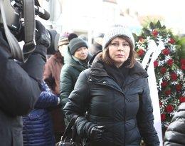 Pogrzeb Agnieszki Kotulanki 27 lutego 2018 roku w Legionowie