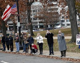 Pogrzeb George'a W. Busha Seniora: Amerykanie żegnają byłego prezydenta USA