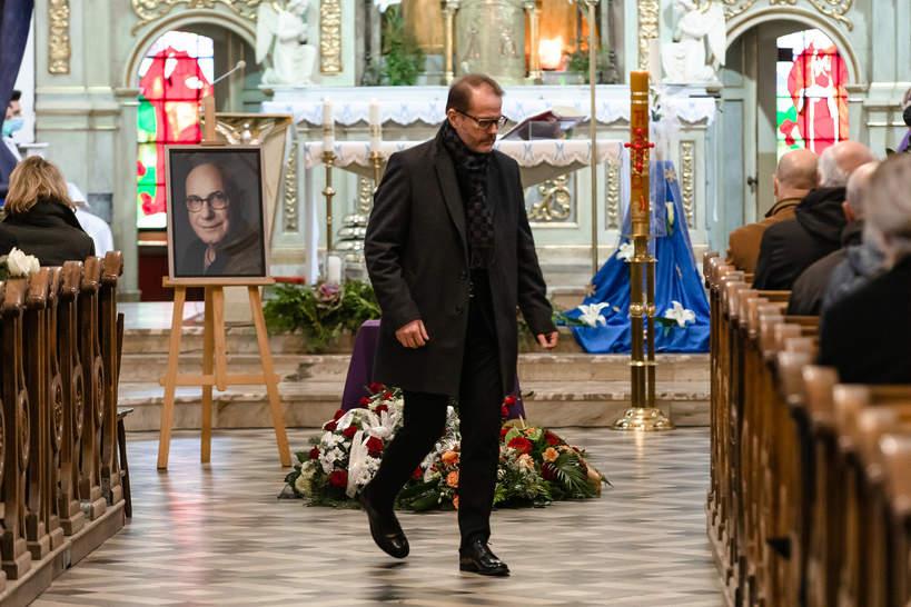 Pogrzeb Piotra Machalicy w Częstochowie, 19.12.2020. Artur Żmijewski