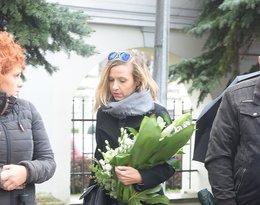 Pogrzeb Witolda Pyrkosza, Joanna Koroniewska, M jak miłość