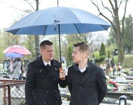 Pogrzeb Witolda Pyrkosza, Rafał Mroczek, Marcin Mroczek, M jak miłość