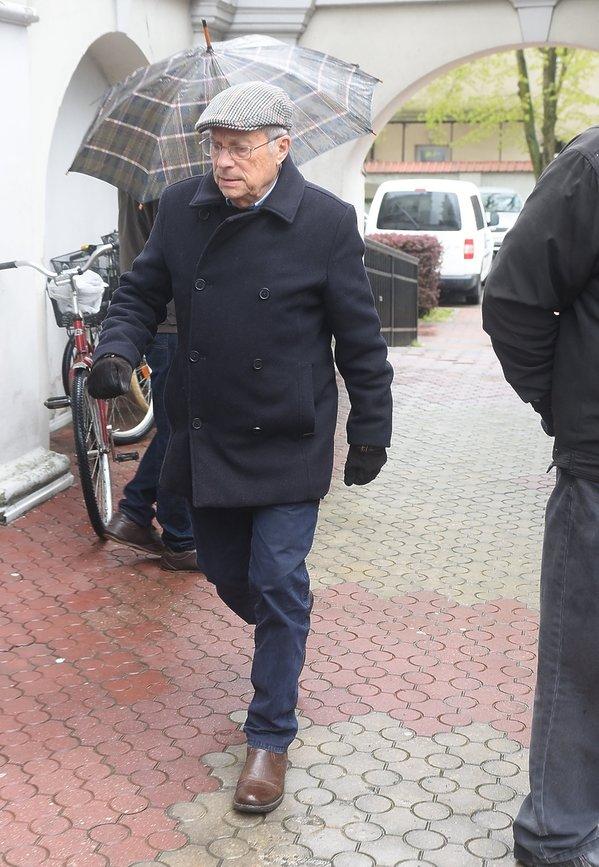 Pogrzeb Witolda Pyrkosza, Stefan Friedmann, M jak miłość