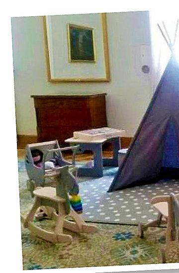 Pokój George'a i Charlotte, wizyta Kate i Williama w Polsce, książę George, księżniczka Charlotte