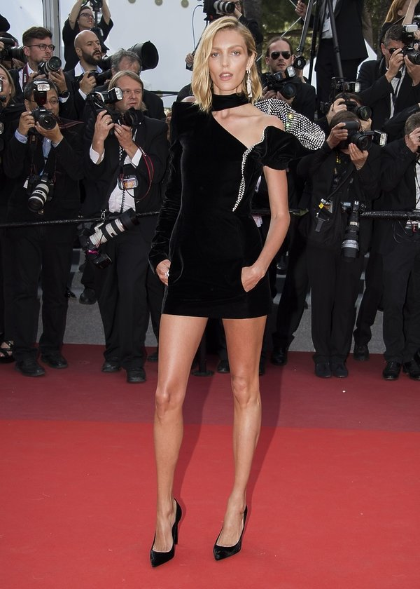 Polacy w Cannes 2017, Anja Rubik, festiwal w Cannes 2017
