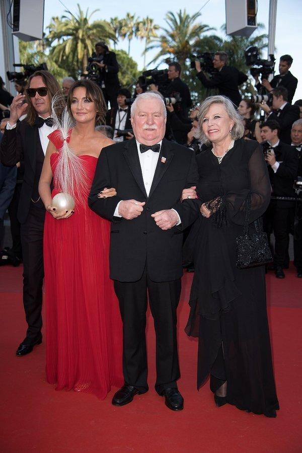 Polacy w Cannes 2017, Dominika Kulczyk, Krystyna Janda, Lech Wałęsa, Tomasz Ossoliński, festiwal w Cannes 2017
