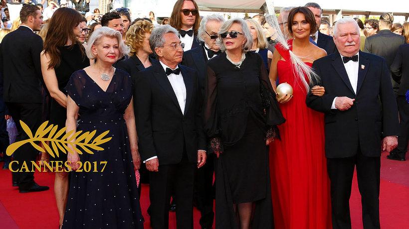 Polacy w Cannes 2017, Kulczyk, Janda, Wałęsa