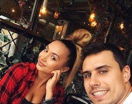 Polscy siatkarze prywatnie: Fabian Drzyzga z partnerką Moniką