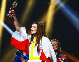 Tak Roksana Węgiel cieszyła się ze zwycięstwa w Eurowizji Junior