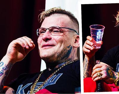 Popek, roast Popka, Ania Przybylska, Jan Paweł II
