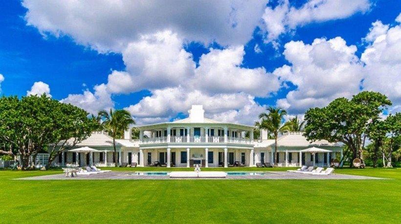 posiadłość Celine Dion na Florydzie