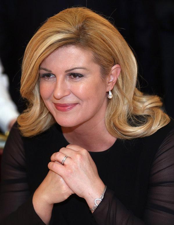 Prezydent Chorwacji, Kolinda Grabar-Kitarović