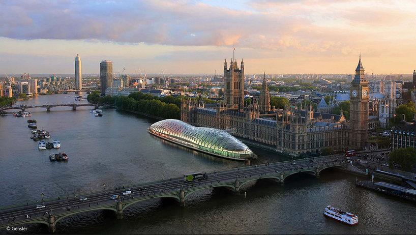 projekt Parlamentu Brytyjskiego