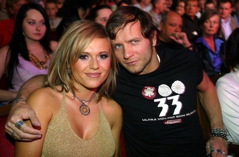 Radosław Majdan i Doda