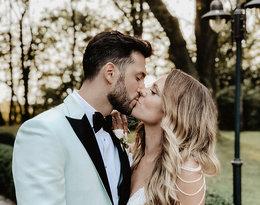Rafał Maślak i Kamila Nicpoń wzięli ślub, sesja ślubna