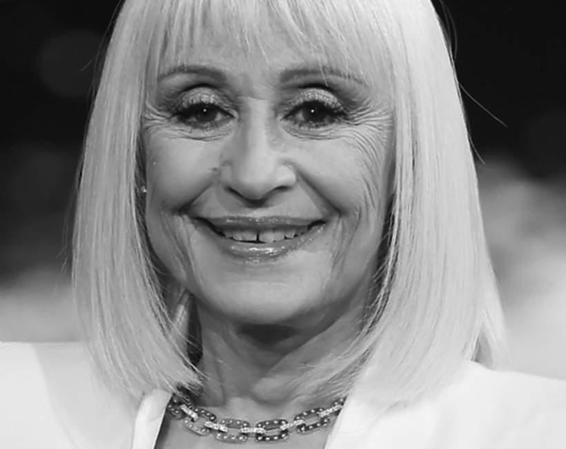Raffaella Carra, Mediolan, Włochy, 17.11.2019 rok