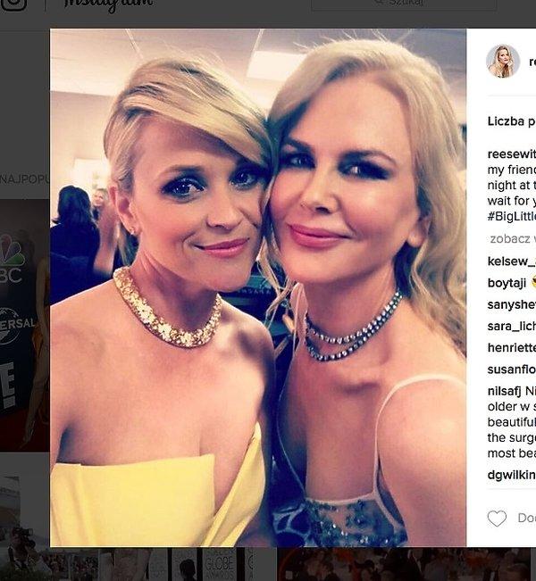 Reese Witherspoon i Nicole Kidman