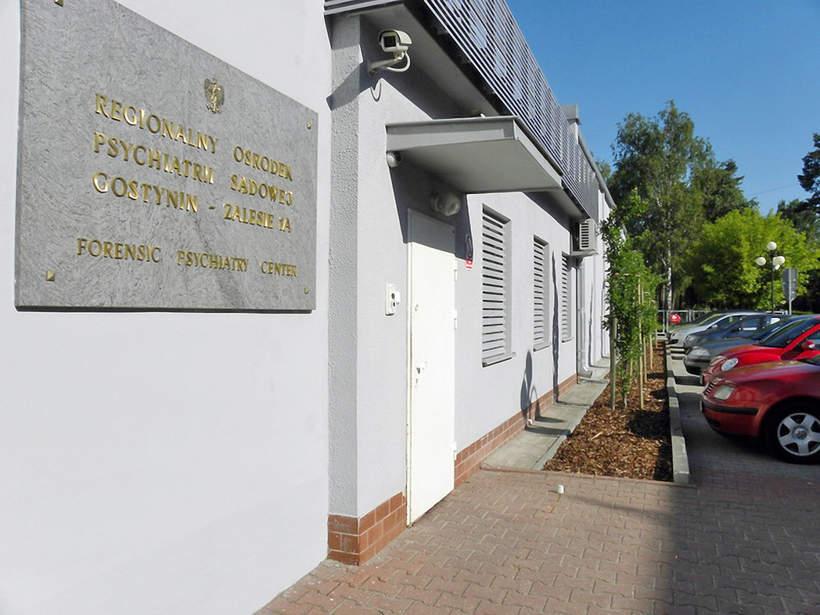 Regionalny Ośrodek Psychiatrii Sądowej w Gostyninie, Gostynin, 26.01.2014