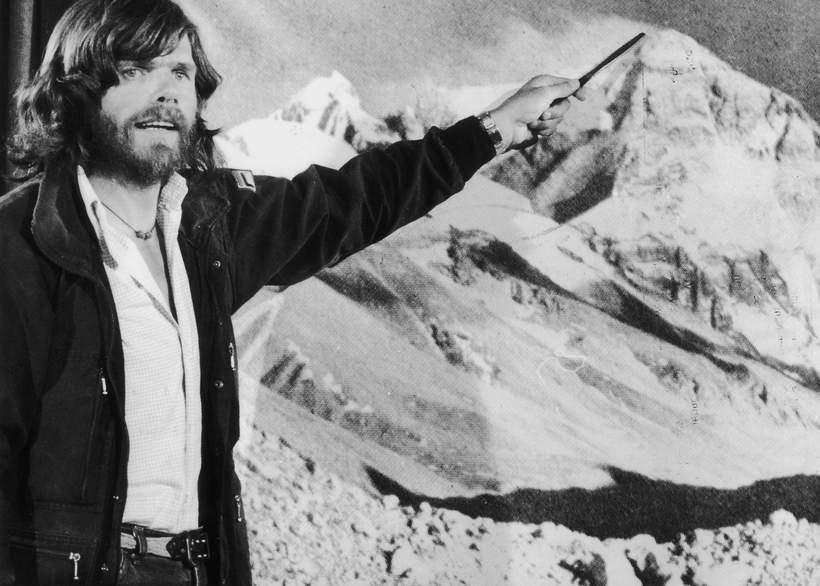 Reinhold Messner, 1980 rok