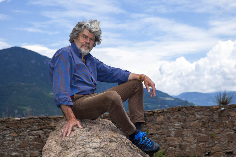 Reinhold Messner, Bolzano, Włochy, 15.07.2020 rok