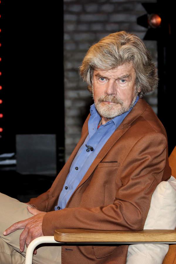 Reinhold Messner, Bremen, Niemcy, 16.10.2020 rok