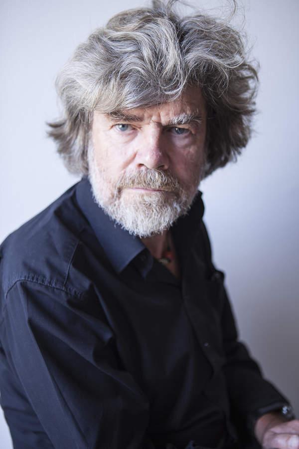 Reinhold Messner, Turyn, Włochy, 05.09.2014 rok
