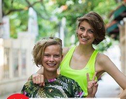 Renata Kaczoruk i Weronika Budziło w Azja Express