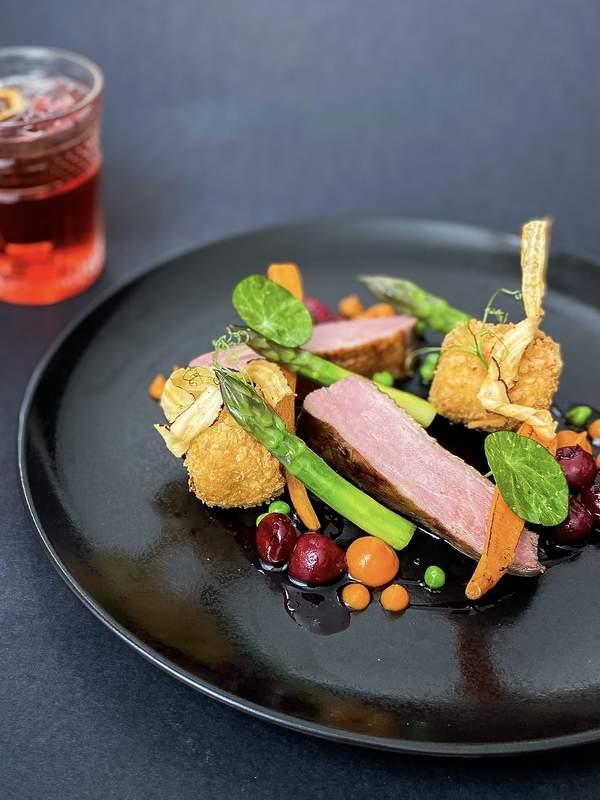 Restaurant Week: Four - Menu B