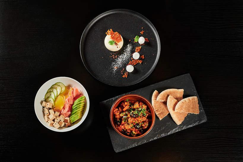 Restaurant week, jedzenie, The Spot, Warszaw