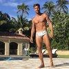 Ricky Martin pokazuje ciało