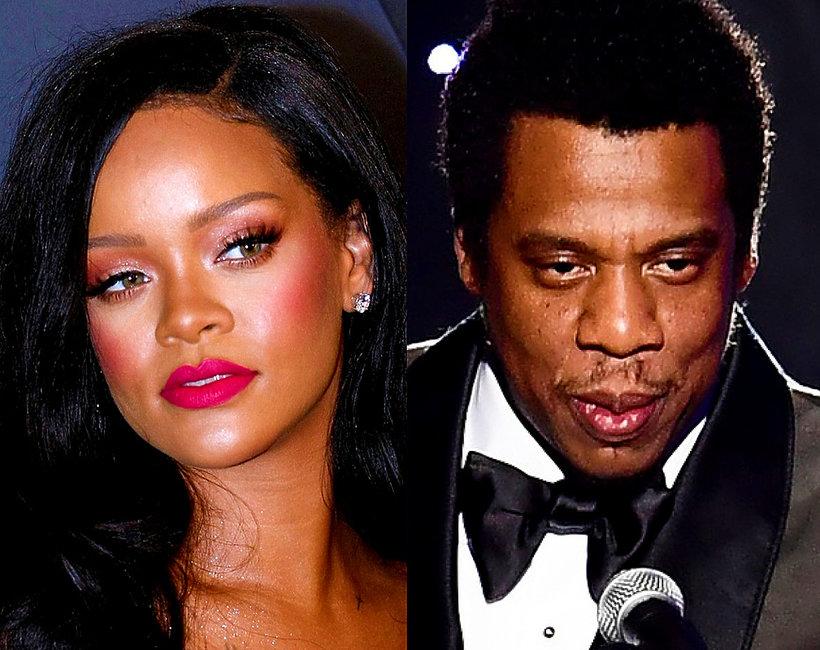 Rihanna, Jay Z