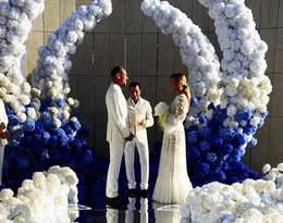 Joanna Przetakiewicz pokazała wideo ze ślubu w Grecji. Wzruszające słowa