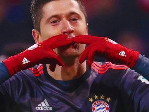 Robert Lewandowski, Bayern Monachium, Lewy zmienia klub