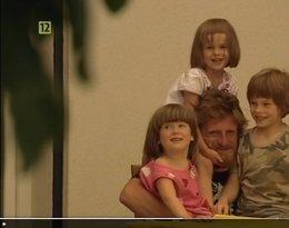 Rodzina Tomasza Mackiewicz: żona, dzieci