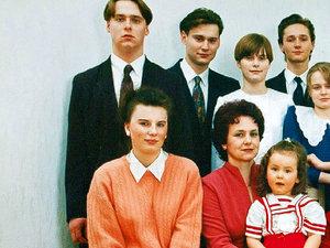Rodzina Wałęsów