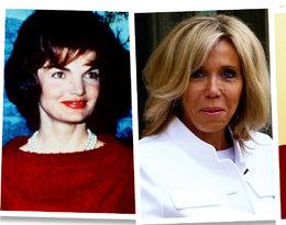 Kennedy, Macron, Clinton... Trwoniły majątki mężów, wywoływały obyczajowe skandale. Oto najbardziej rozrzutne pierwsze damy!