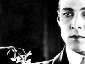 Rudolf Valentino, rocznica śmierci Valentino