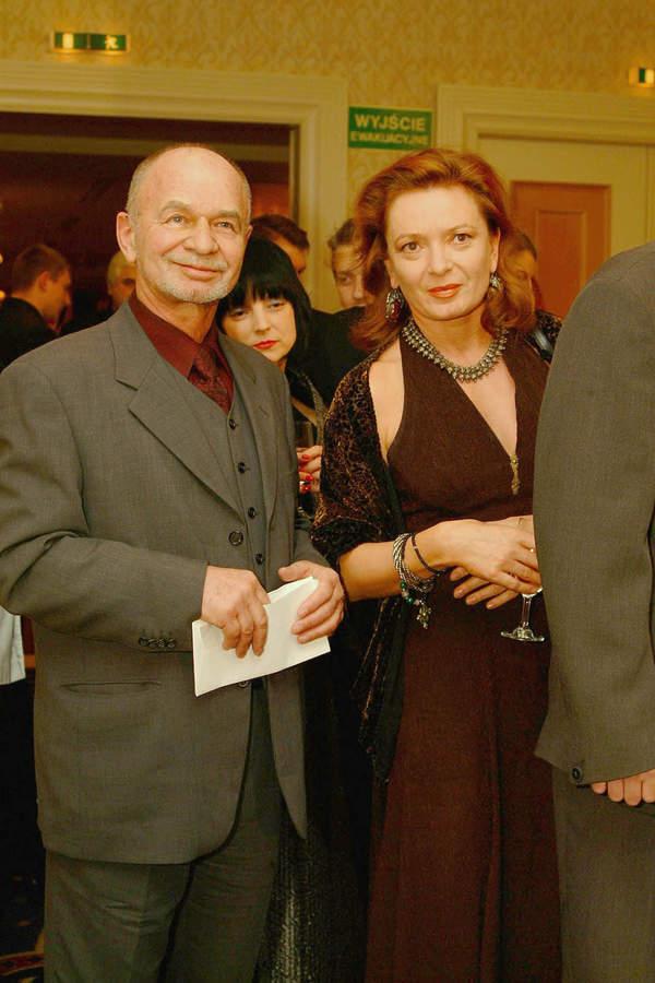 Ryszard Kotys, Kamila Sammler, 06.03.2002 r., druga żona Ryszarda Kotysa