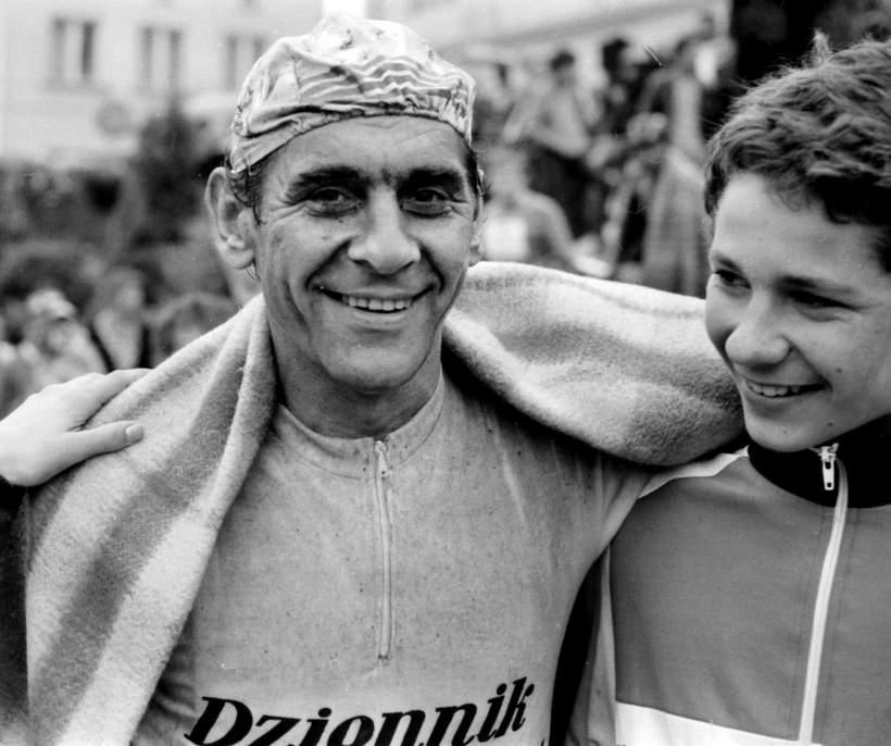 Ryszard Szurkowski, syn Norbert Szurkowski, Wyścig Dookoła Polski, 1984 rok
